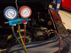 N様、ポルシェ 911(964) カレラ2 スピードスターの納車整備模様でございます。