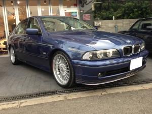 BMWアルピナ B10V8S