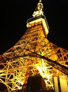中谷ブログ 東京タワー